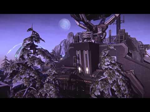 Nexus Battle Island Fly Through