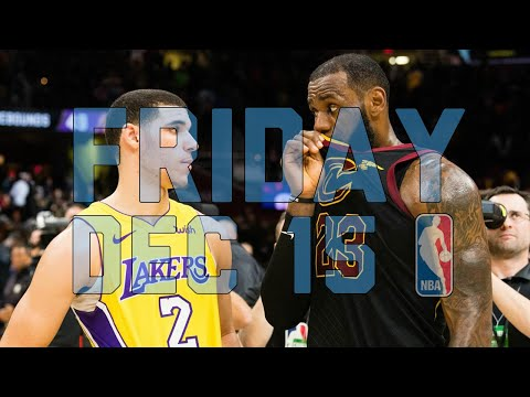 NBA Daily Show: Dec. 15 - The Starters