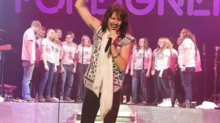 """Foreigner ft. Prior Lake Choir """"I Want To Know What Love Is"""" Live"""