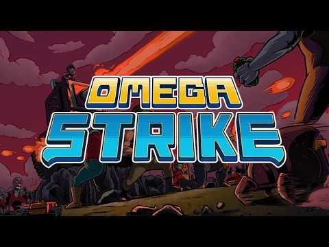 Omega Strike Release Trailer thumbnail