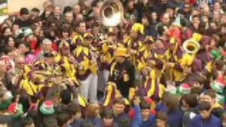 preview picture of video 'Carnavales Tolosa 2009'