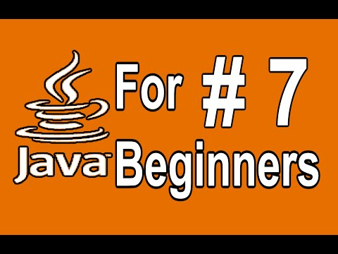 7 . Java User Input in with Scanner – Java Programming Tutorial For Beginners