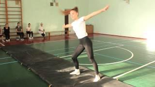 Олимпиада по физической культуре 2015 муниципальный этап