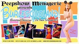 Burlesqueland! Weekend #1 - Burlesque Gallery #5