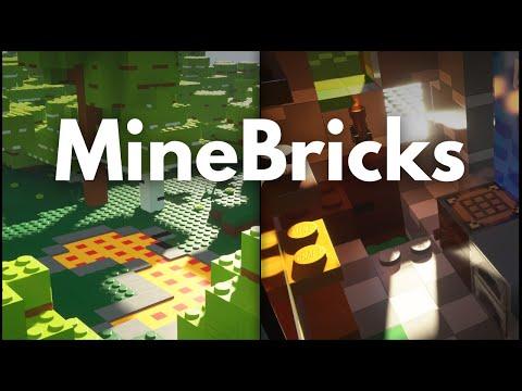 MineBricks Texturepack for Minecraft (4K)