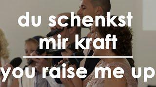 You raise me up lyrics deutsch