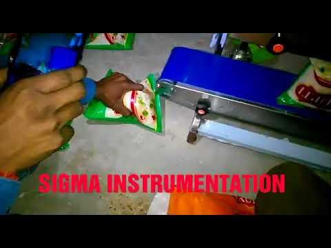 Semi Automatic Grains Bag Filling Machine