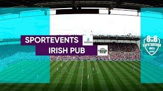 Sportevents - Irish Pub 4:4(1:1)