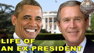 What Life Is Like For an Ex-President