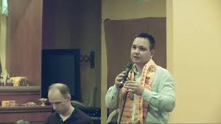Трансляция лекции Досточтимого Геше Джампа Тинлея (Москва, 18 апреля 2019)
