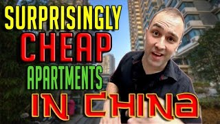 $250 vs $500 Chinese Apartments