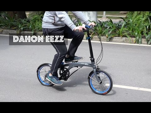 Dahon EEZZ D3 Folding Bike Review – A Perfect Brompton Alternative?