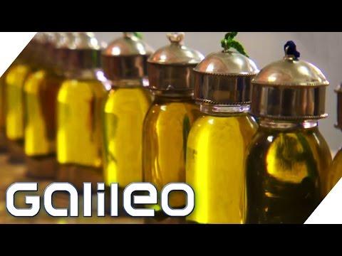 Das teuerste Öl der Welt | Galileo | ProSieben