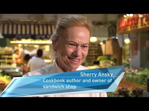 Taking a bite of creativity Israeli street food