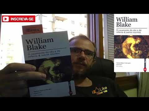 O CASAMENTO DO CÉU E DO INFERNO E OUTROS ESCRITOS (BILÍNGUE)- William Blake