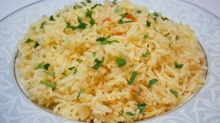 What to make with rice pilaf