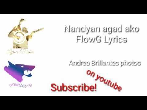 Nandyan agad ako lyrics
