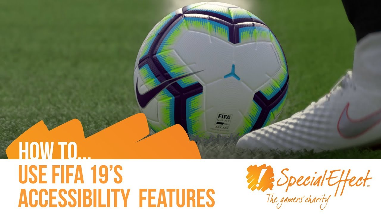 video placeholder for How To Use FIFA 19's Accessibility Features