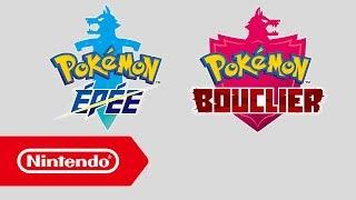 Pokémon Épée et Pokémon Bouclier sortiront fin 2019 (Nintendo Switch)