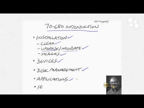 Introductory Nuggets: Microsoft Windows 7 Config 70-680 - YouTube