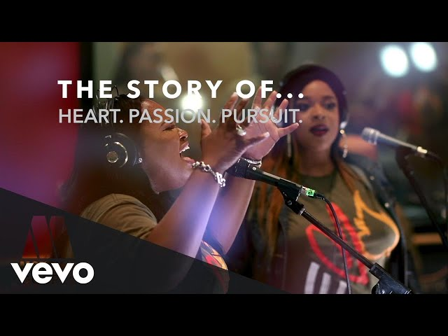 The Story Of... Heart. Passion. Pursuit. Episode 5 (Your Spirit Feat. Kierra