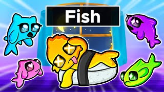 Playing as a BRAVE Fish in a HUGE World!