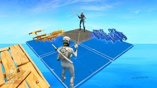 NINJA'S Son Scams Himself Loses Many RARE Guns Scammer Gets Scammed In Fortnite Save The World PVE