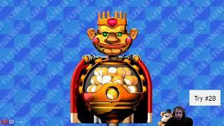 Playing Prize King 46 Times | Freddy Fazbear's Pizzeria Simulator