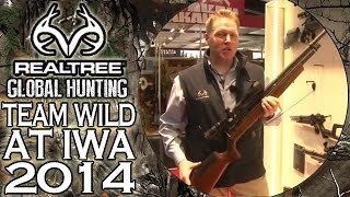 Guns, Girls & Camo Wedding Dresses! All The Cool New Stuff From IWA 2014