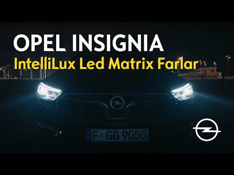SINIFININ EN İYİSİ INTELLILUX LED® MATRIX FARLAR.