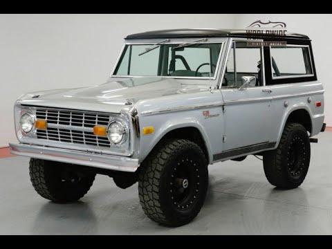 Video of '75 Bronco - P0IQ