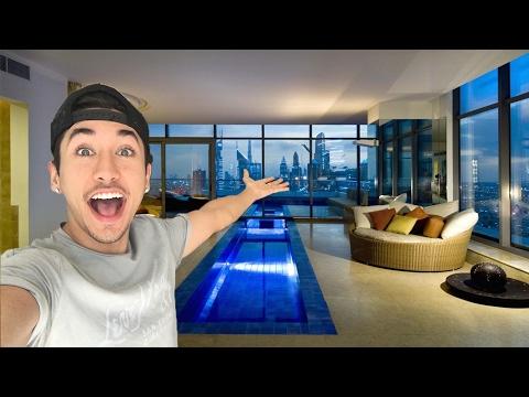 $20,000 DOLLAR HOTEL ROOM!!