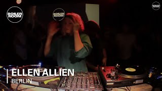 Ellen Allien - Live @ Trainspotting Rave Berlin 2017