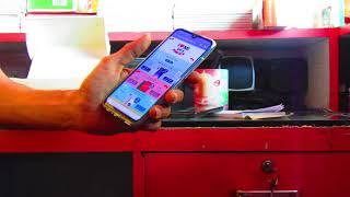 Broken display of the phone also offers exchange - Marwadi technical