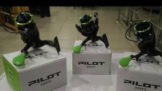 Катушка Feeder Concept Pilot 7 3000