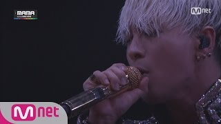 [2015 MAMA] Taeyang - Eyes, Nose, Lips (2014 MAMA, SONG OF THE YEAR) 151127 EP.4