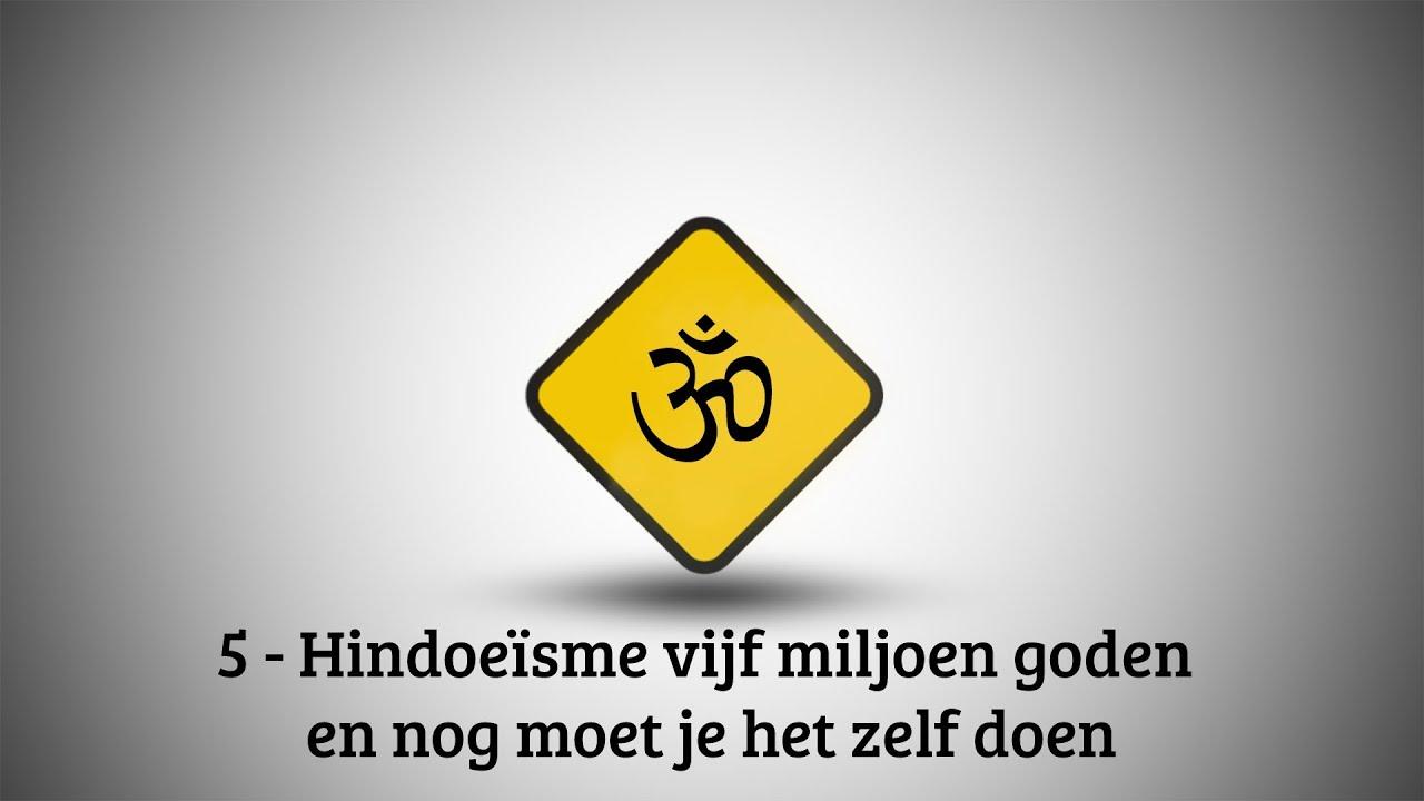 VBNB – 5. Hindoeïsme: vijf miljoen goden en nog moet je het zelf doen