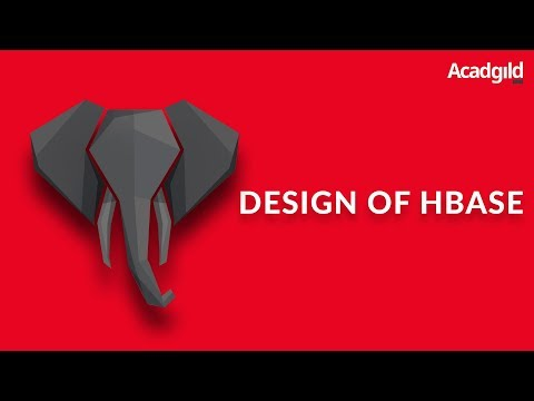 HBase Design Tutorial | HBase Tutorial for Beginners | Hadoop Tutorial for Beginners