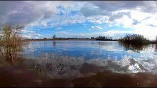 Video 360. Немного воды