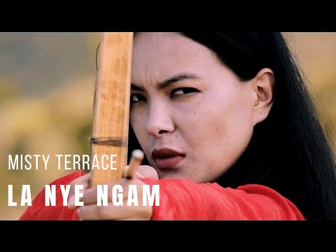 bhutanese latest song la nye ngam misty terrace official vid