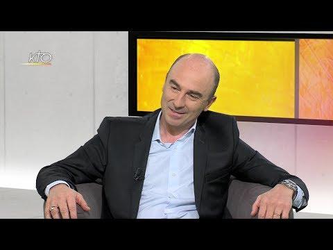 Pierre Guillet. Entrepreneur et Lauréat de la Pensée sociale chrétienne 2017