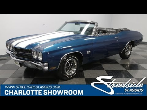 Video of '70 Chevelle - OX1K