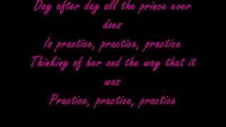 Practice, Practice, Practice Lyrics (Swan Princess)