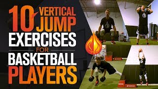 Verticle Jump Exercises