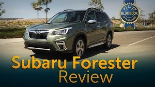 Subaru Forester (SK) 2018 - dabar