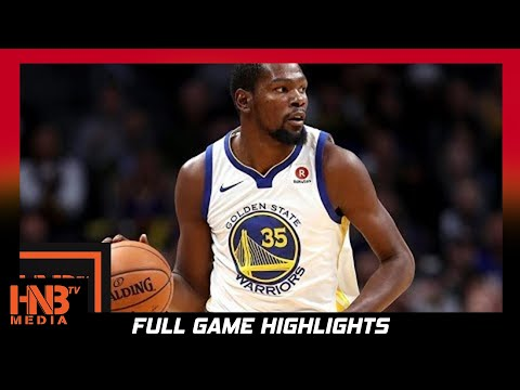 Golden State Warriors vs Philadelphia 76ers Full Game Highlights / Week 4 / 2017 NBA Season