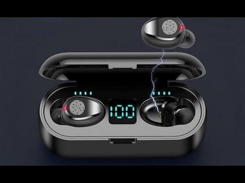 Беспроводные наушники Bluetooth V5.0 F9 TWS