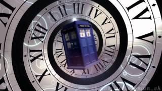 Заставка сериала «Доктор Кто / Doctor Who». 8 сезон