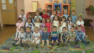 """Осенний утренник в детском саду №24 Группа """"Радуга"""""""