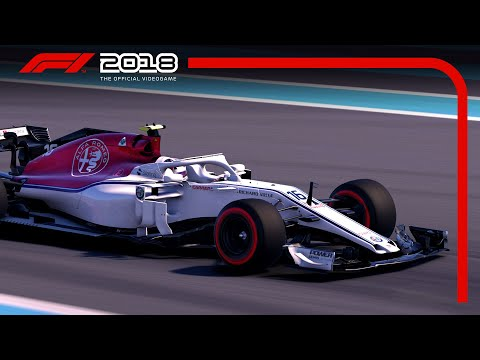 F1 2018 | MAKE HEADLINES | Charles Leclerc Monaco Gameplay [UK] thumbnail